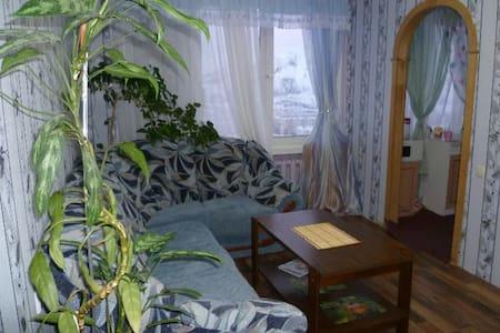 Уютная 3-х комнатная квартира недалеко от горы - Kirovsk - Pis