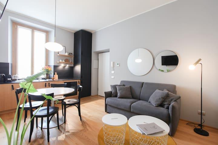Cà Bèla - Vitruvio (flat 2)