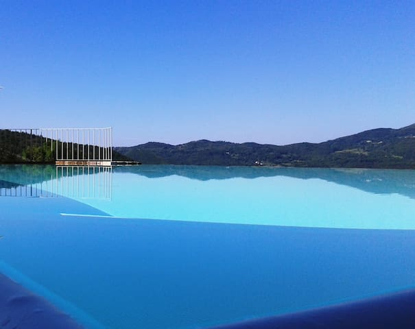 Country villa near Florence - C - Vaiano - วิลล่า