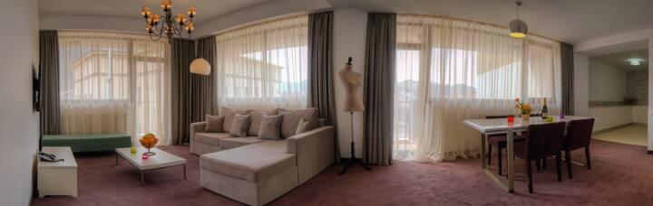 Apartament elegant, spatios, zona centrala (1b)