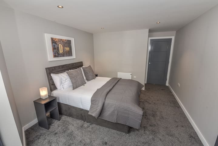 Trendy apartment on Lisburn Road