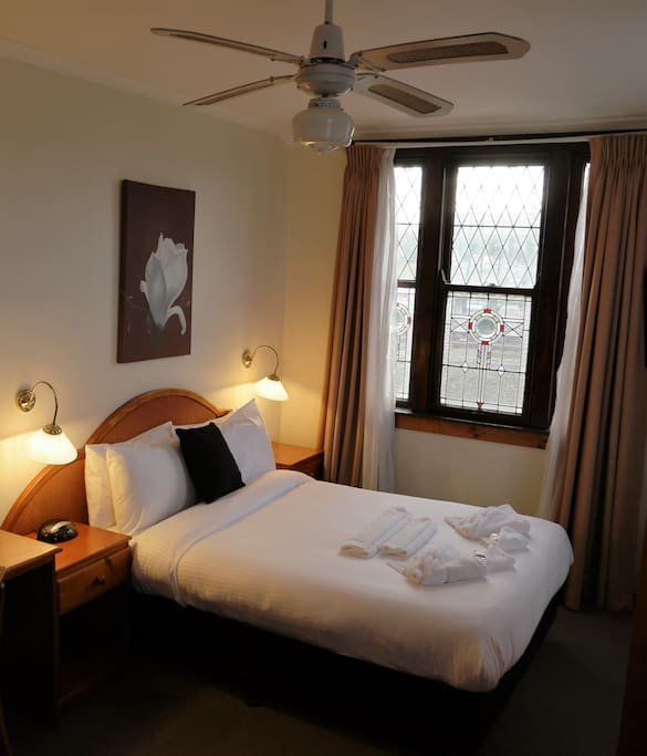 Our standard double room