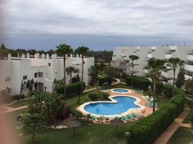 Excelente apartamento en Guadalmina Baja