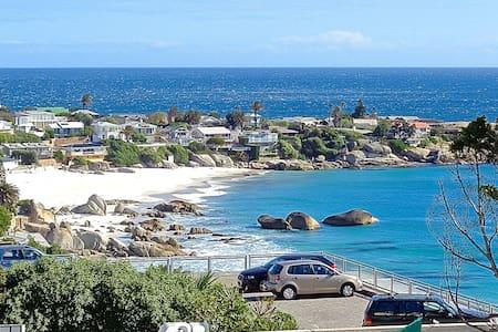 Clifton First Beach Apartment - Cidade do Cabo