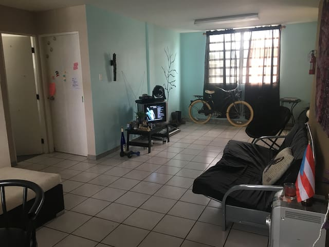 Friendly and cozy apt located at downtown Mayaguez - Mayagüez - Apartment