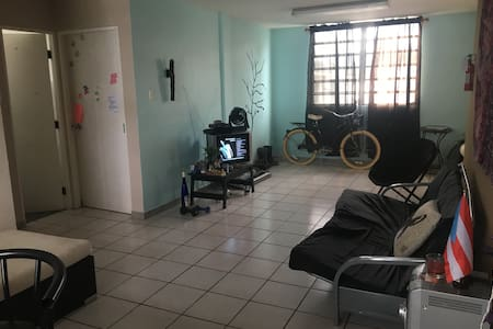 Friendly and cozy apt located at downtown Mayaguez - 馬亞圭斯(Mayagüez)