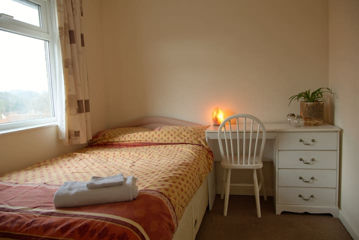 Almost Double Room, Cozy, Calming & Charming
