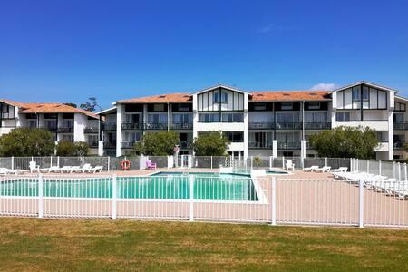 Appartement rés de tourisme 4* Biarritz/Bidart