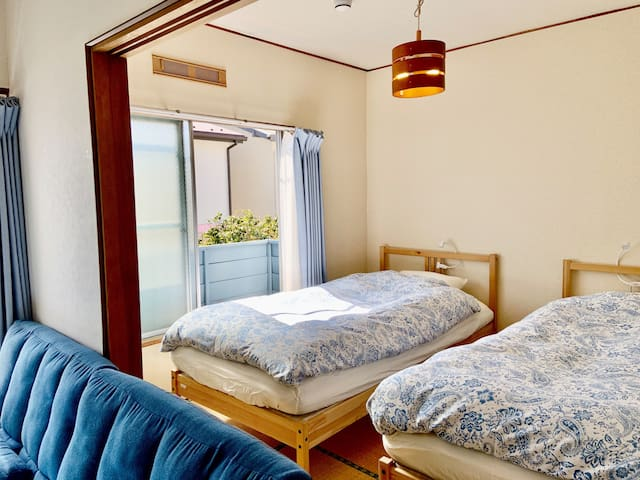 #201 SPICA ACCOMMODATIONS Near Tokyo Center Cities