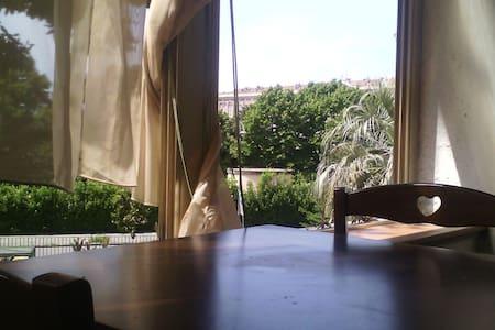 La Veranda sul Verde - Caserta - Lakás