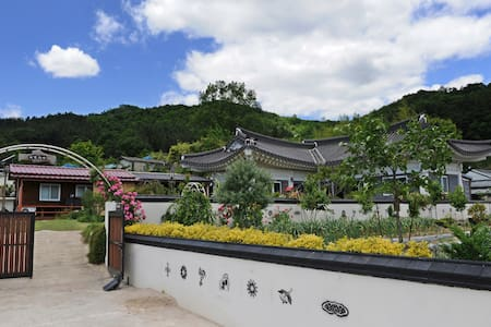 GyeongJu, new-built township house for well-being