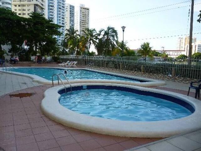 Private beach apartment - Cartagena - Flat