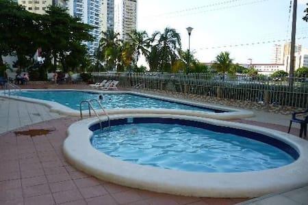 Private beach apartment - Cartagena