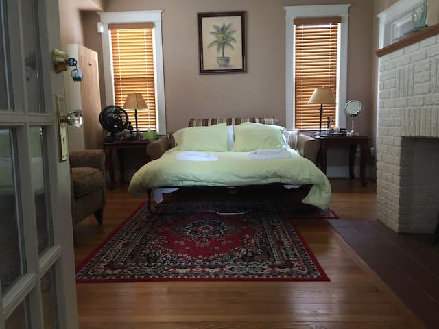 Green Room- Living Room Reuse - Washington - Bed & Breakfast