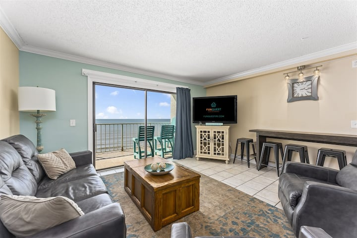 The Summit 1426 - 14th Floor Gulf Front Condo with Ocean Views and Beach Access