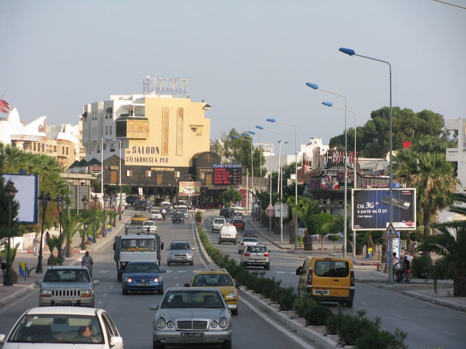 Boulevard 14 janvier