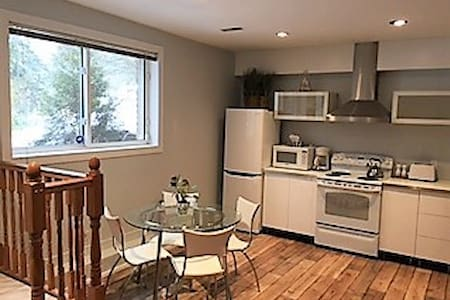 Modern One bedroom Apartment with parking - Burlington - Talo