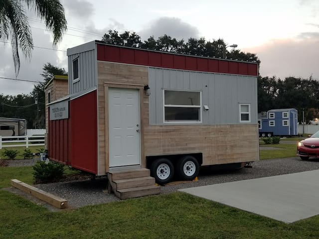 NEW Lakeview Legoland Tiny House boats included! - Winter Haven