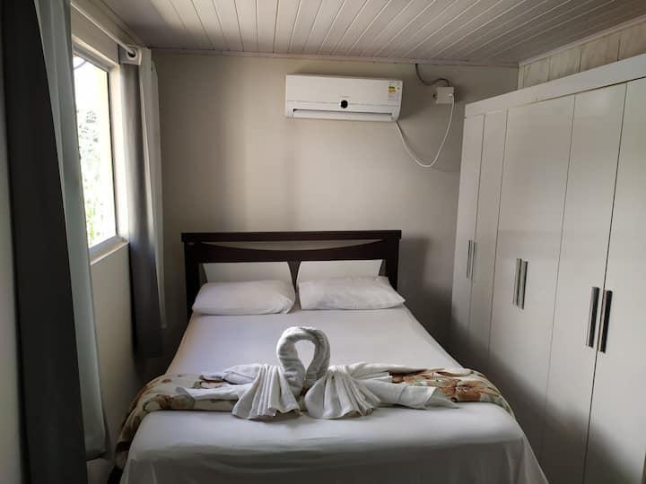 Kitinet Eldorado, lugar confortável e aconchegante