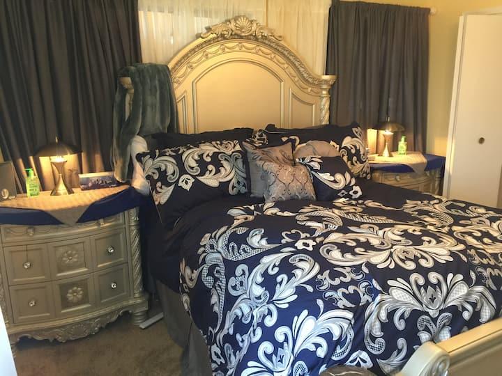 Angel's Trumpet Bed & Breakfast-Morning Glory Room