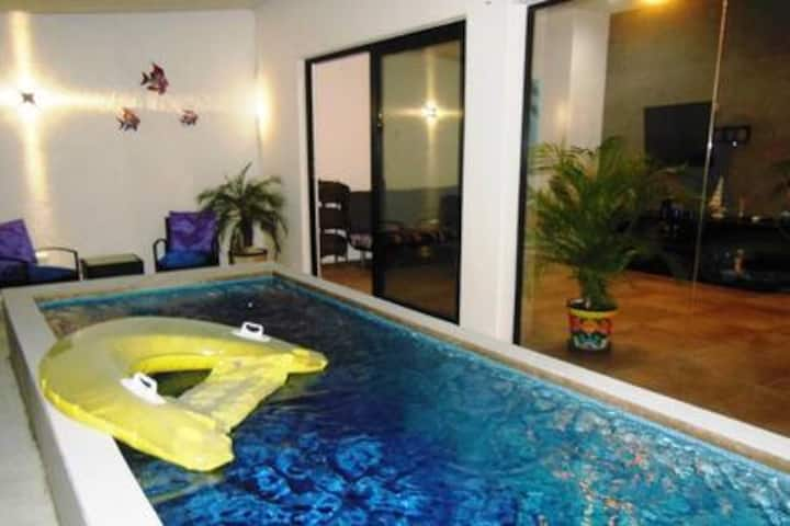 Casa Cozumar - very private and near downtown