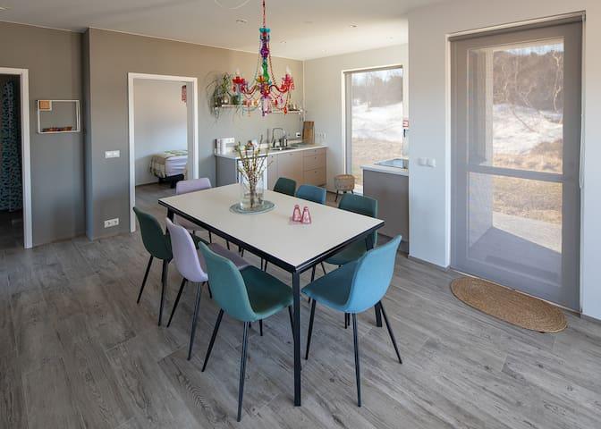 Mývatn apartments: Lúxusíbúðir í náttúruperlu
