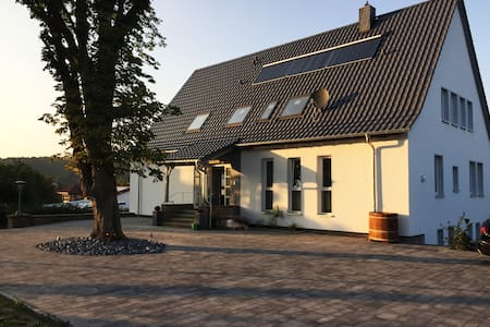 """(Ferien) Appartement """"Altes Dorfgemeinschaftshaus"""" - Ronshausen"""