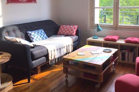 Appartement cocooning à Enghien-Deuil - Deuil-la-Barre - Appartement