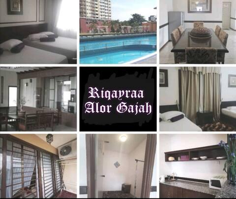 Riqayraa Alor Gajah, Melaka (Muslim Only)