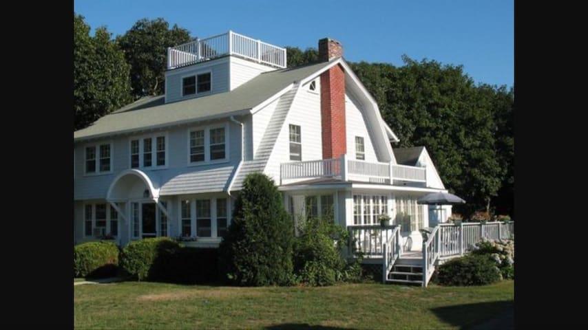 Charming Beach House.