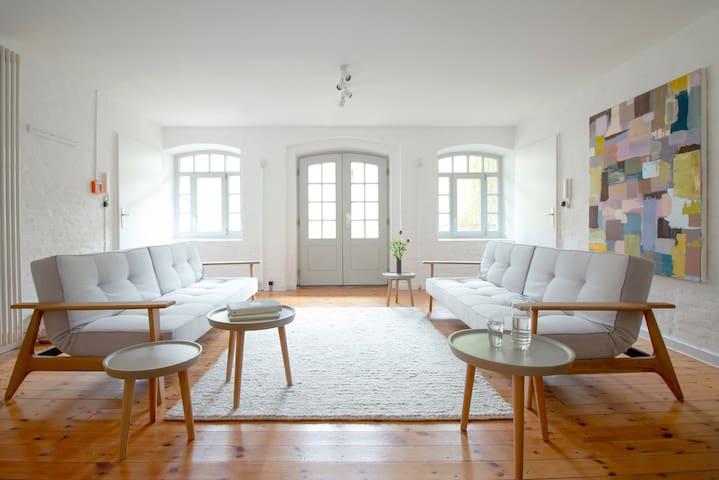 Loft-Wohnung in St. Georg