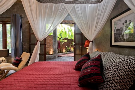 firefly villa ricefield hideaway - Ubud