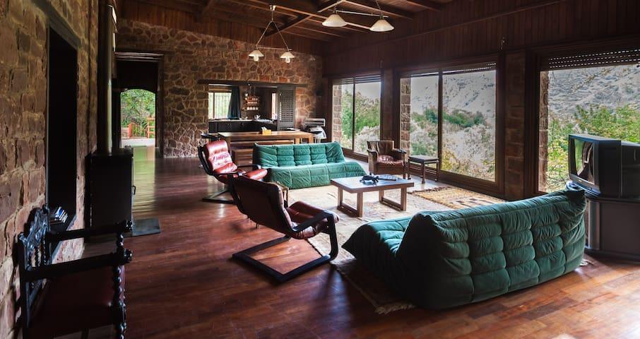 Jolie propriété avec vue sur les montagnes - Ourika - Prázdninový dům