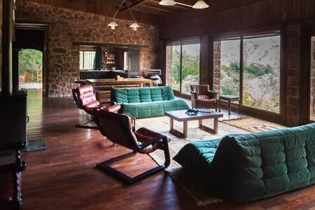 Jolie propriété avec vue sur les montagnes - Ourika - Loma-asunto