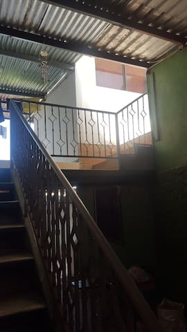 Habitación en segunda planta de la casa