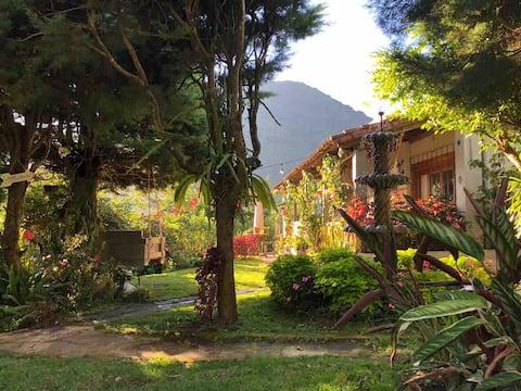 Casa con espectacular vista en Ruta de Las Flores