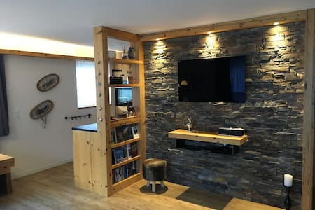 Charming alpine chic apartment - Saas-Fee - Apartmen