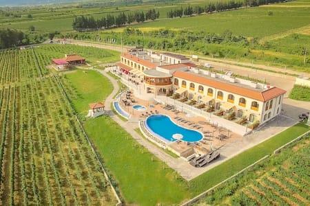 """""""Akhasheni Wine Resort"""""""