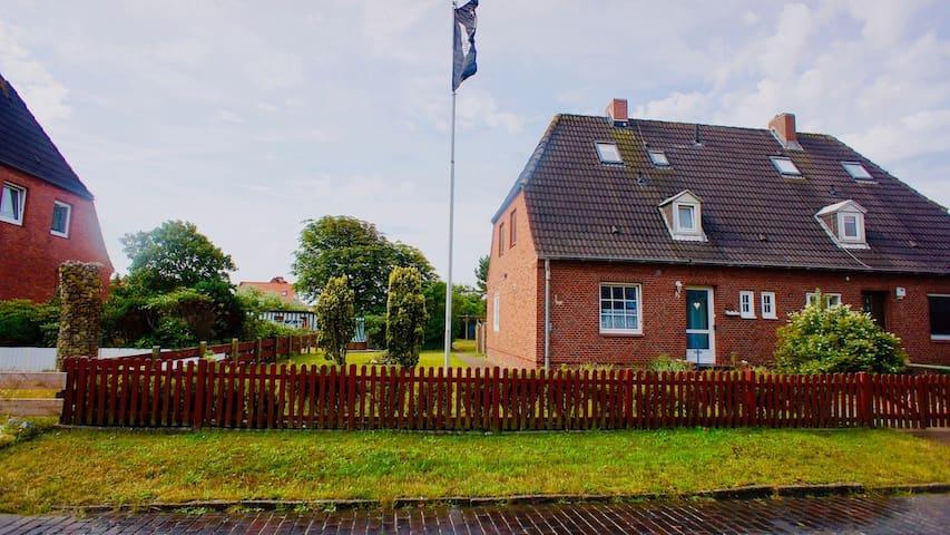 Das Oosterhus - Dein Haus am Meer auf Langeoog