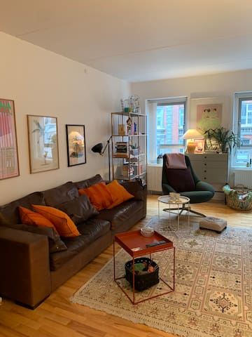 Lovely apartment in the heart of Nørrebro