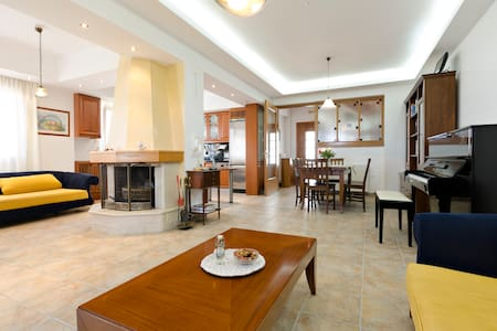 Lovely Primrose Apartment in Villa - Iraklio