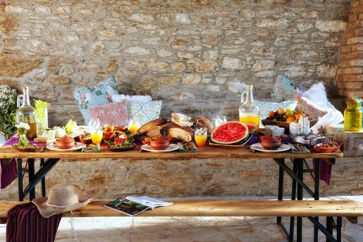 Bağ Evi Şirince - İzmir - Bed & Breakfast