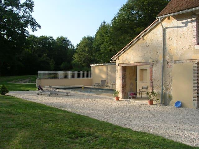 Maison avec piscine proche Lamotte Beuvron
