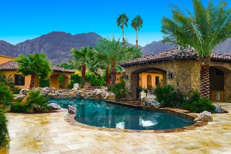 Private Casita in Indian Wells with Pool/Spa - 印第安维尔斯(Indian Wells)