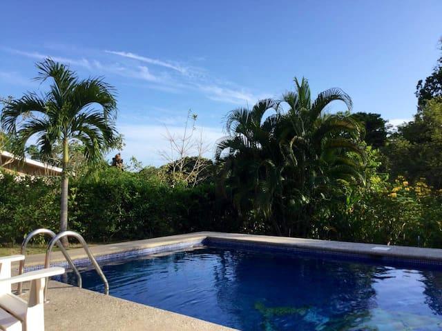 Casa Cabo Sirena con piscina privada