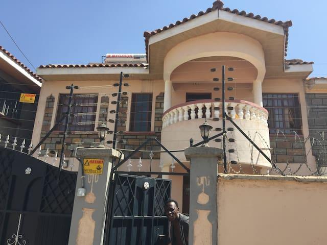 Milky house, Kisumu - Kisumu - บ้าน