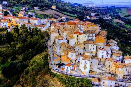 Dogliola Hilltop Monastery Panoramic Ocean View