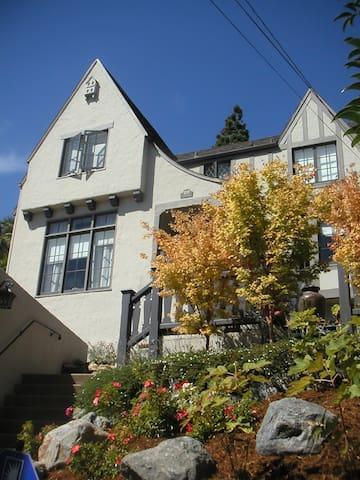 SF Bay Area elegant home PiedmontCA - Piedmont