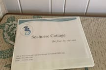 Seahorse Cottage: Perfect for pleasure or business