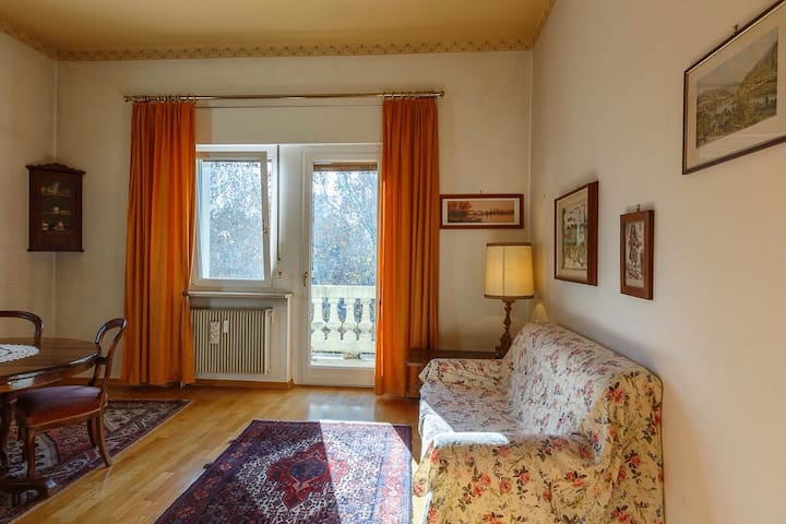 Cozy, spacious in Merano. Central position.